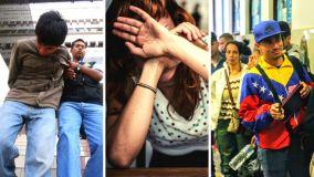 Delincuencia, violencia contra la mujer y migración venezolana preocupan más a limeños