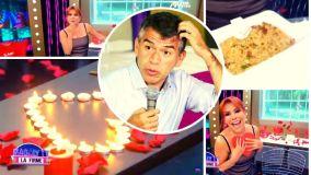 Julio Guzmán: Magaly Tv recrea 'almuerzo romántico' con mujer