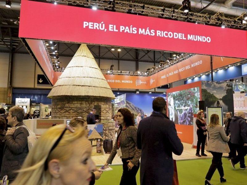 Perú llegó a Madrid con lo mejor del turismo gastronómico y deportivo