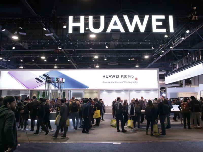 Huawei presentó su ecosistema inteligente para IA y 5G durante CES 2020