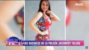 Policía TikTok Jossmery Toledo cobra $ 1,000 por historia en Instagram