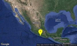 Sismo de magnitud 5.2 sacudió México esta madrugada
