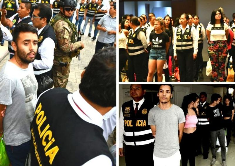 Venezolanos fueron expulsados