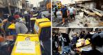 Repartidores venezolanos llevan ayuda a damnificados en Villa El Salvador