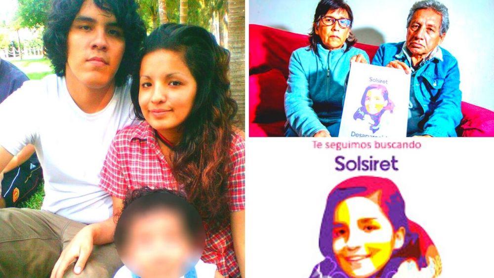 """Hallan restos de Solsiret Rodríguez, activista de """"ni una menos"""" desaparecida hace 4 años"""