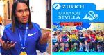 """Gladys Tejeda: """"Agradezco al Perú y estoy feliz de clasificar a Tokio 2020"""""""