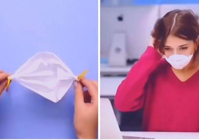 Coronavirus: Cómo hacer tu propia mascarilla por menos de un dólar