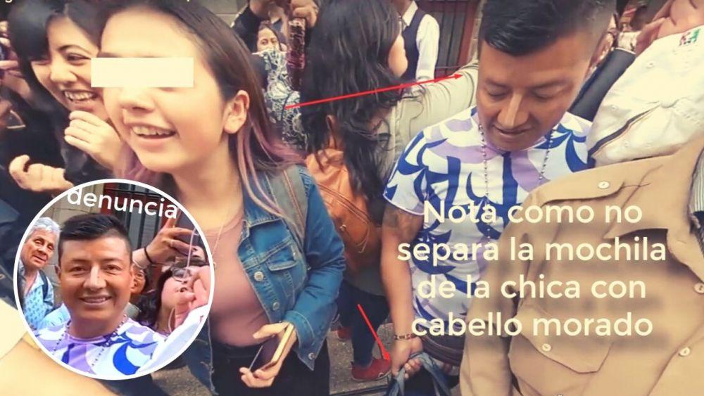 Video de Luisito Comunica delató a hombre que grabó bajo la falda de jovencita