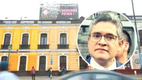 Local de Fuerza Popular fue allanado por fiscal José Domingo Pérez