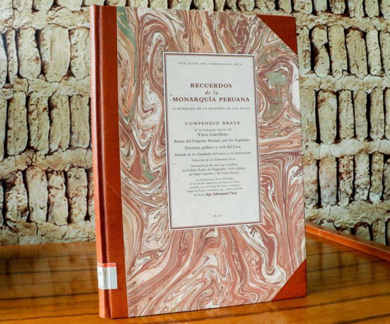 Biblioteca Nacional del Perú presenta manuscrito perdido de los incas
