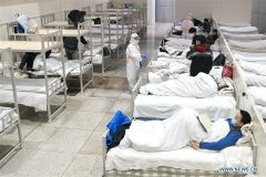 Pacientes de Coronavirus en China (Xinhua)