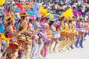 Candelaria 2020 en vivo: presentación de danzas en la parada y veneración