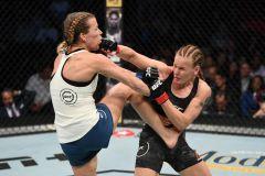 Valentina Shevchenko venció a Katlyn Chookagian y mantiene título en UFC 247