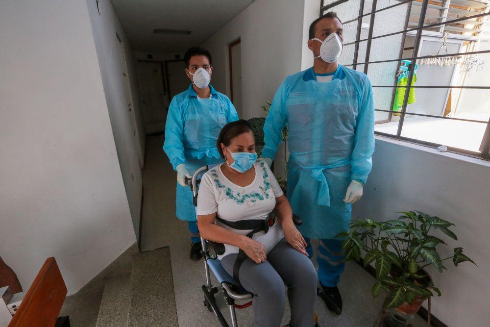Tratamiento de coronavirus en casa
