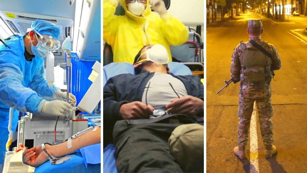 Coronavirus en el Perú: Cuatro muertos por COVID-19 confirmó el Minsa