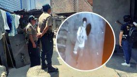 Adolescente de 15 años sería quien raptó y asesinó a niña en Independencia