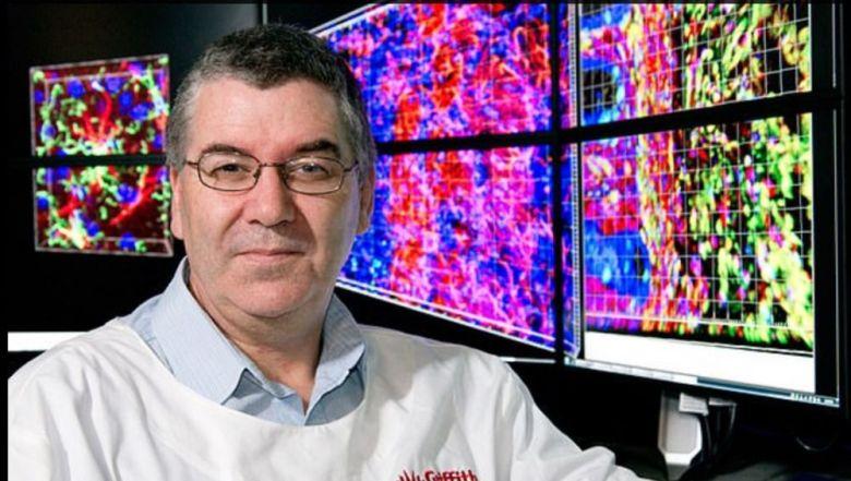 Profesor Nigel McMillan