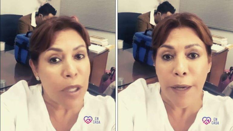 Magaly Medina revela contagio de COVID-19 en su equipo periodístico