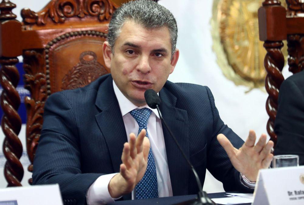 Rafael Vela: Es inadmisible que haya deidades y soberbia en la administración de justicia