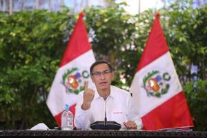 Martín Vizcarra amplía Estado de Emergencia pero anuncia retorno de varias actividades económicas