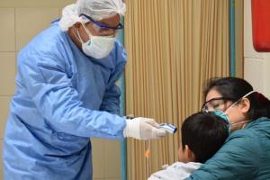 Hospital del Niño: 38 menores superan el Covid-19 y son dados de alta