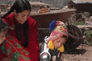 UNICEF difunde informativos en 5 lenguas originarias