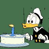 Cumpleaños del Pato Donald