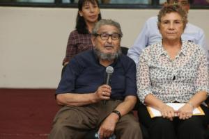 Terrorista Elena Iparraguirre reaparece en audio y pide libertad de Abimael Guzmán
