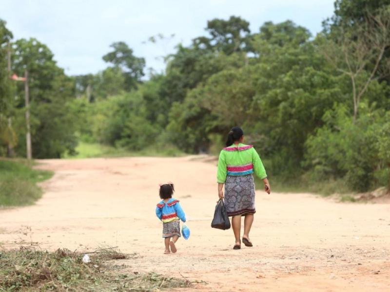 UNICEF: Prestaciones universales por hijos son fundamentales en lucha contra la pobreza