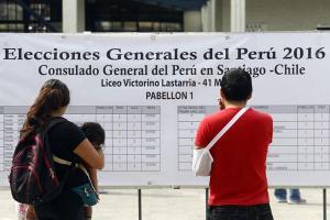 Congreso aprobó creación de circunscripción de electores peruanos residentes en el extranjero