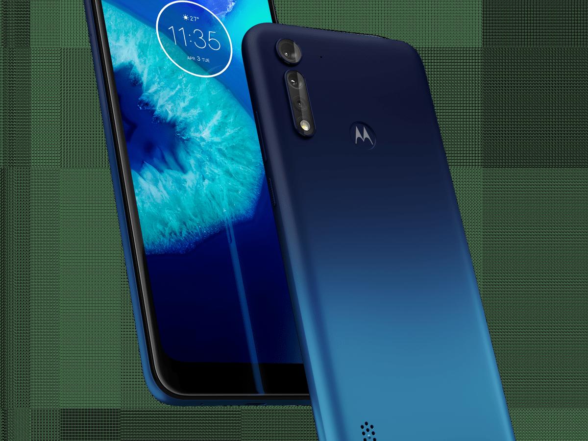 Moto g8 power lite: Nuevo smartphone de Motorola llega a Perú con Claro