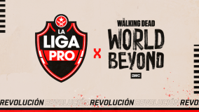 The Walking Dead: World Beyond será el naming de La Liga Pro de Temporada de Juegos
