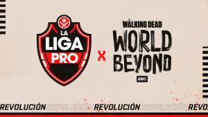 The Walking Dead: World Beyond será el naming de La Liga Pro de Temporada de Juegos