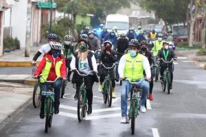 Andar en bicicleta: Recomendaciones para un mejor trayecto