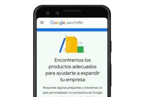 Google para Pymes llegó para impulsar pequeños negocios en el Perú