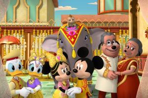 """Mickey Mouse estrena el 5 de octubre """"Las Mañanas con Mickey"""" en Disney Junior"""