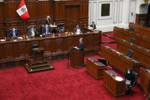 Gobierno sustentó presupuesto del 2021 proyectado en S/ 183 030 millones
