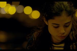 """Conoce a Paulina Bazán, la joven protagonista de la película peruana """"La migración"""""""