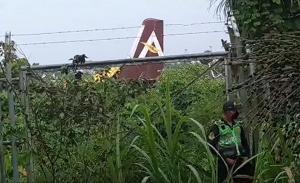 Accidente aéreo en Iquitos: Avión se despista en aeropuerto y deja heridos