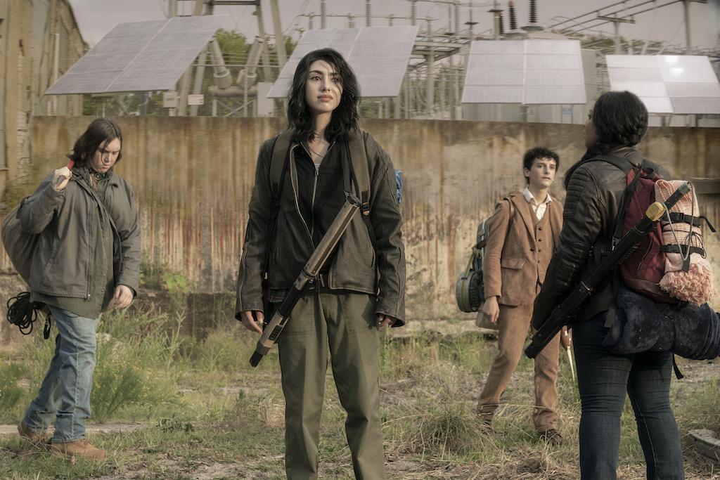 The Walking Dead: World Beyond llega con su tercera serie el 5 de octubre por AMC
