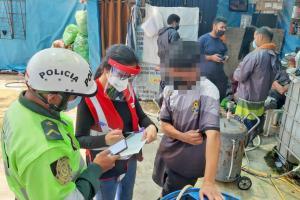 Sunafil detectó a adolescente que trabaja 12 horas seguidas en San Martín de Porres