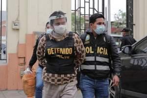 Policía captura a 72 presuntos integrantes de Sendero Luminoso