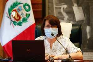 Pilar Mazzetti alerta que amenaza de una segunda ola del COVID-19 es un riesgo real
