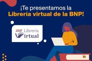 Biblioteca Nacional del Perú  presenta su librería virtual con una variada colección editorial