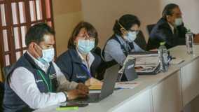 Minsa comunicó a Gobiernos Regionales acciones para futura vacunación contra COVID-19