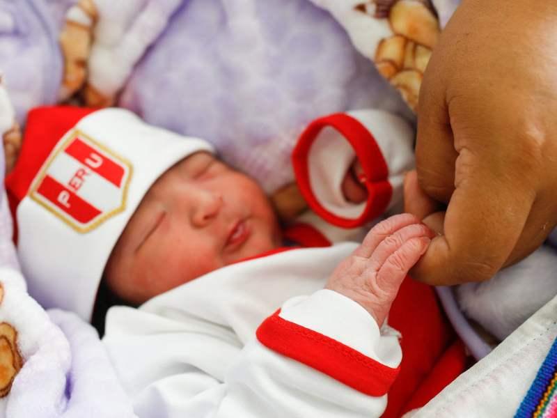 Primer bebé del 2021