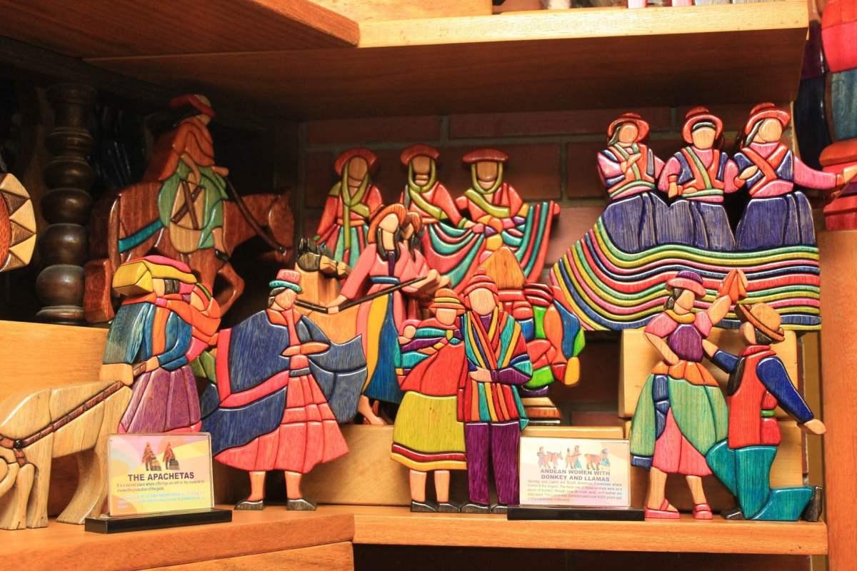 Artesanías peruanas