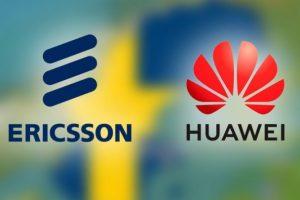 Ericsson abandonará Suecia si continúa prohibición al 5G de Huawei