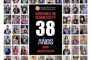 ANP exige allanamiento del Estado peruano en caso Uchuraccay a 38 años del crimen