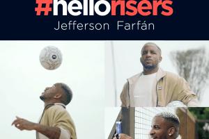Jefferson Farfán en nueva campaña de Motorola con historias reales, inspiración e impacto social